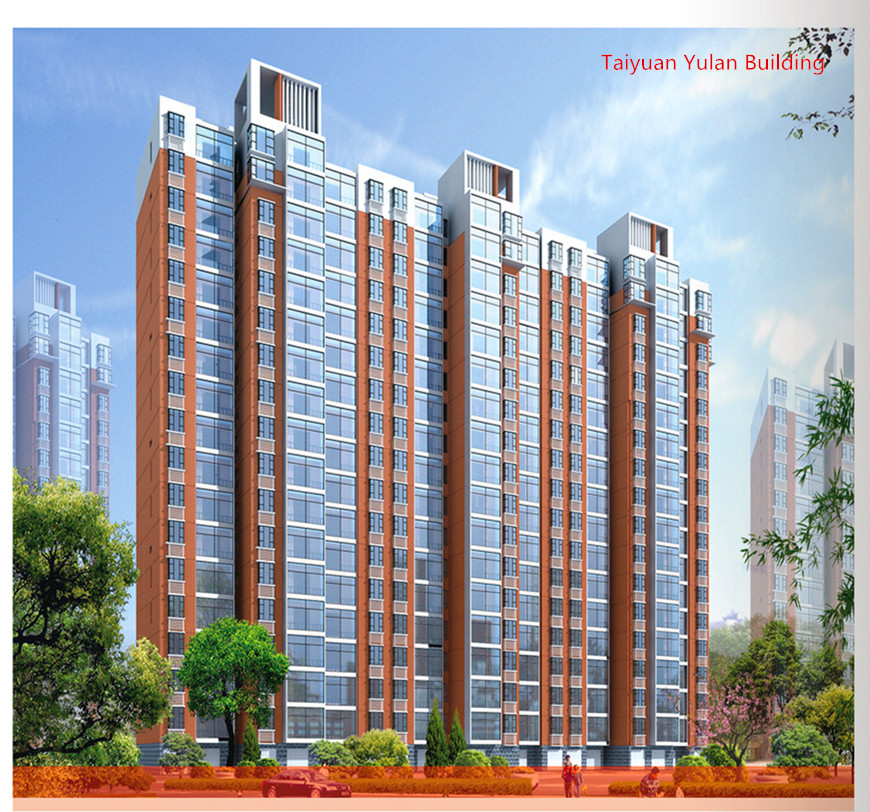Taiyuan Yulan Building Project