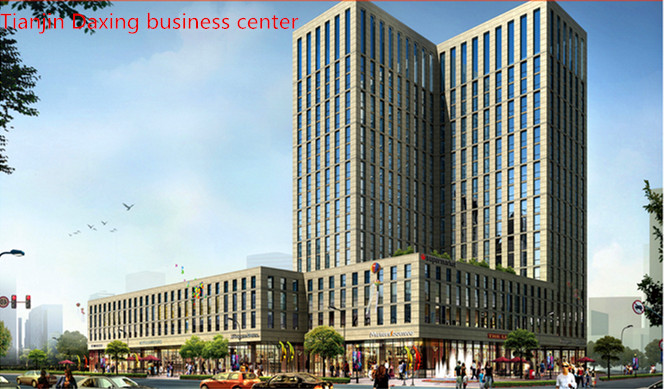 Tianjin Daxing business center