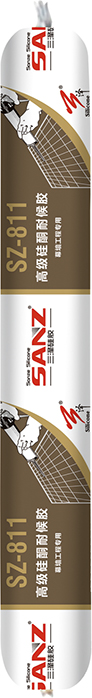 SZ811 high performance silicone weatherproof sealant