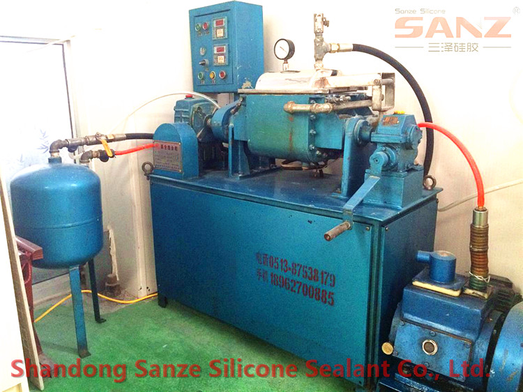 Sanze Silicone Sealant Production and processing equipment